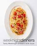 Weeknight Dinners Book