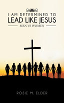 I Am Determined To Lead Like Jesus Book