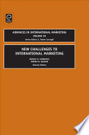 New Challenges to International Marketing