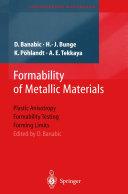 Formability of Metallic Materials Pdf/ePub eBook