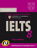 Cambridge IELTS 8. Student's Book with Answers
