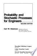 Probability and stochastic processes for engineers