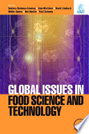 Global Issues In Food Science And Technology Book PDF