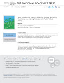 Gene Drives on the Horizon Pdf/ePub eBook