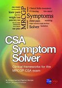 CSA book: MRCGP CSA Symptom Solver