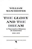 THE GLORY AND THE DREAM A NARRATIVE HISTORY OF AMERICA
