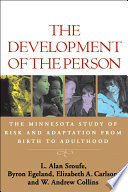 The Development of the Person