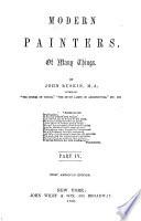 Modern Painters  5 vol