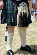 Scottish Kilt and Dress Horsehair Sporran Journal