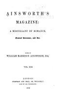 Pdf Ainsworth's Magazine