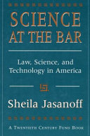 Pdf Science at the Bar Telecharger