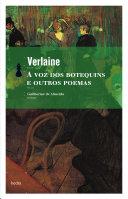 Pdf A voz dos botequins e outros poemas Telecharger