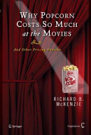 Why Popcorn Costs So Much at the Movies