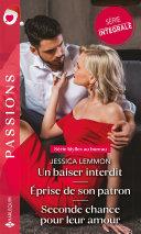 Un baiser interdit - Eprise de son patron - Seconde chance pour leur amour Pdf/ePub eBook