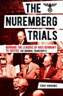 The Nuremberg Trials: Volume I