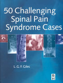 50 Challenging Spinal Pain Syndrome Cases