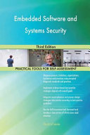 Embedded Software and Systems Security  Third Edition Book