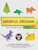 Mindful Origami Kit