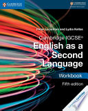 Books - Cambridge Igcse� English As A Second Language Fifth Edition Workbook | ISBN 9781316636596