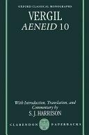 Vergil  Aeneid 10