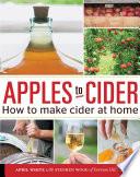 Apples to Cider