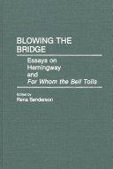 Blowing the Bridge