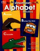 Mrs. E's Extraordinary Alphabet Activities (eBook)