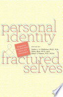 Personal Identity and Fractured Selves Book
