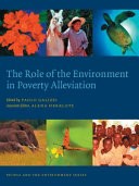 The Role of the Environment in Poverty Alleviation Book