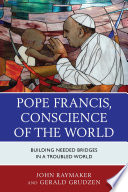 Pope Francis, Conscience of the World