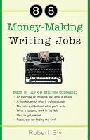 88 Money-Making Writing Jobs Pdf/ePub eBook