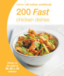 Hamlyn All Colour Cookery  200 Fast Chicken Dishes