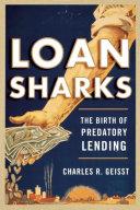 Loan Sharks [Pdf/ePub] eBook