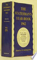 The Statesman s Year Book 1962