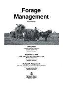 Forage Management