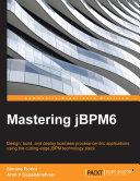 Mastering jBPM6 Pdf/ePub eBook