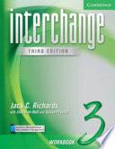 Interchange Level 3 Workbook 3