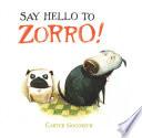 Say Hello To Zorro