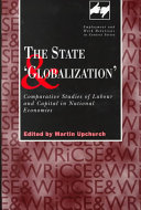 The State and Globalization