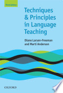 Techniques and Principles in Language Teaching 3rd edition   Oxford Handbooks for Language Teachers
