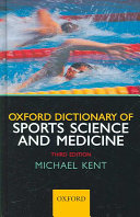 The Oxford Dictionary of Sports Science   Medicine