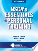 """NSCA's Essentials of Personal Training"" by NSCA -National Strength & Conditioning Association"