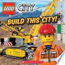 Lego City Build This City