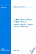 An Ecological Vision of the World