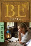 Be Basic Genesis 1 11