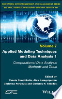 Applied Modeling Techniques and Data Analysis 1
