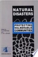 Natural Disasters Book