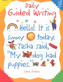 Daily Guided Writing