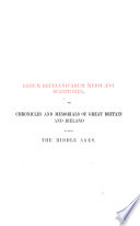 Munimenta Gildhallae Londoniensis  liber Albus  liber custumorum et liber Horn Book
