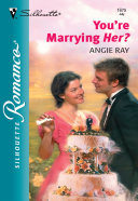You're Marrying Her? Pdf/ePub eBook
